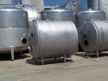 Used Steel tanks on