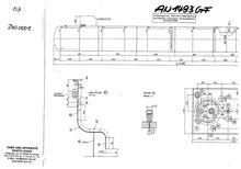 LPG steel cylinder 1493GF