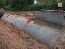 Used Pressure tank,