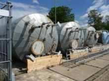 Steel tanks standing to DIN 661