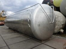 Stainless steel containers (pas