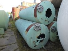 Used Steel tank with
