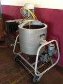 Mixing vessel / plant GM1504