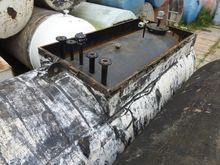 Used 1993 Steel tank