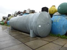 Used, insulated storage contain