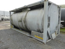 Stainless steel container conta