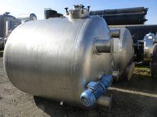 Stainless steel pressure / vacu