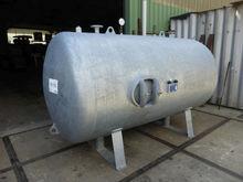 2006 Steel pressure vessel galv