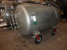 Pressure vessels made of stainl