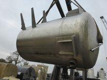 Stainless steel vacuum / pressu