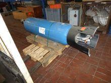 FRP pressure vessel with PE lin