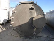 Stainless steel tank V4A 16-219