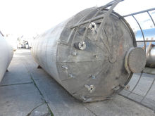 Stainless steel tank V4A 16-221
