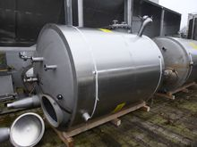 Stainless steel tank V4A 16-227