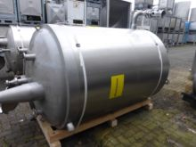 Stainless steel tank V4A 16-228