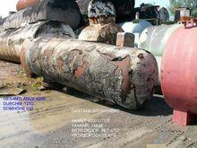 Used Gas / pressure