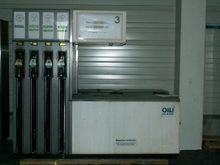 Gas Pump Tokheim, type EURO MPP