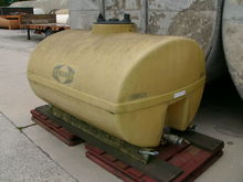 GRP Tank Semi 1167GL