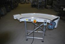 2000 CONVEYOR CURVED BELT PVC.