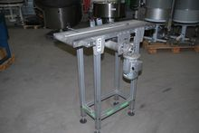 2008 CONVEYOR WITH PVC BELT. LE