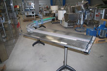 2010 CONVEYOR TABLE TOP: 3100 M