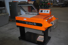 1995 WRAPPING MACHINE WITH WHEE