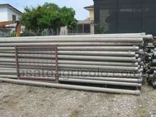 IRRIGATION PIPES ALUMINUM - IRO