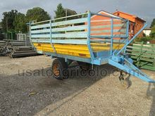 SELF-LOADING TRAILER