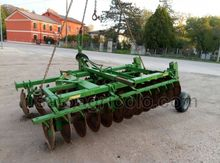 SHORT DISC HARROW CORMA MOD. EF
