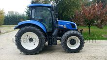 2014 TRACTOR NEW HOLLAND T6-160