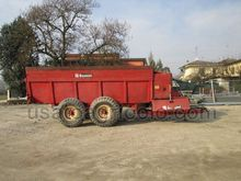 MANURE SPREADER BOSSINI
