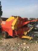 POUR STRAW SHREDDER GENERAL MIX