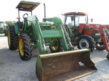 2000 John Deere 6605
