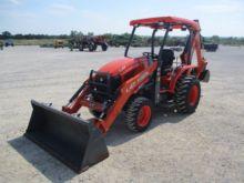 Used Kubota Tractor Loader Backhoe for sale  Kubota