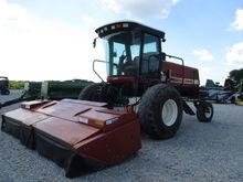 Hesston 8550S