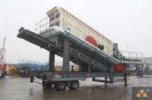 2013 METSO SH6x20 3 deck