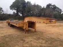 2004 Trailboss 35 ton lowboy
