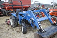 2004 New Holland Agriculture TC