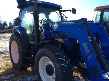 2007 New Holland Agriculture T6