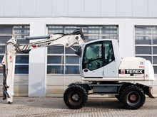 Used Terex TW150 in