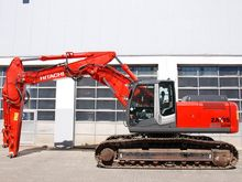 Used Hitachi ZX280LC