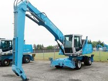 Used Fuchs MHL331 in