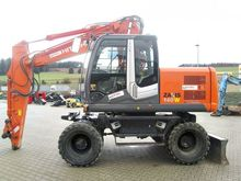 Used Hitachi ZX140W-
