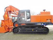 Used Hitachi ZX470H-