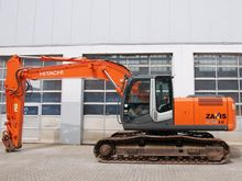 Used Hitachi ZX210LC