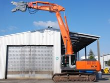 Used Hitachi ZX350LC