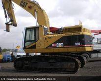 Used CAT 350 L in Ro