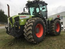 2011 CLAAS Xerion 3800 Trac