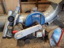 Used Livestock Machinery Receiving Hoppers Blowers And