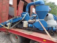 Used Livestock Machinery Receiving Hoppers Blowers for sale